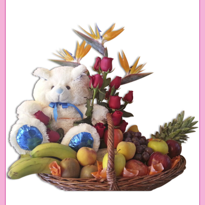 Categoría Arreglos Frutales Florería Liliana