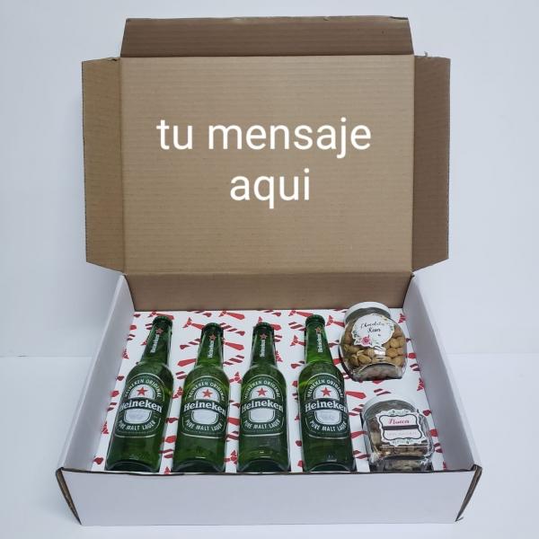Caja de regalo para hombres