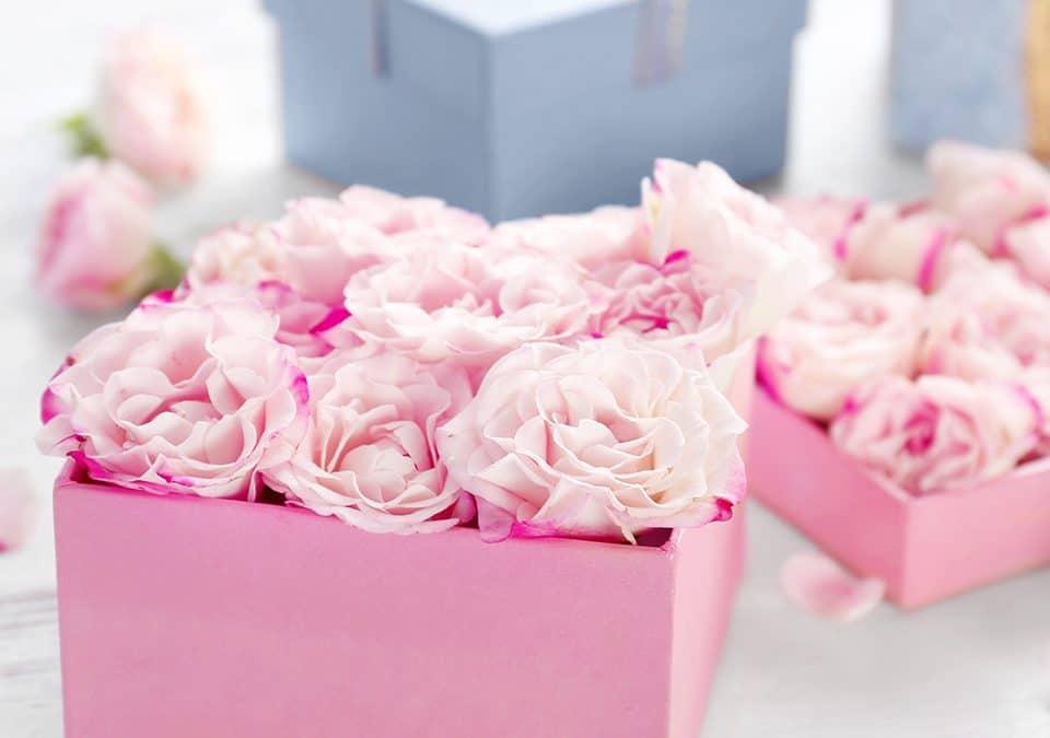 Conoce el significado de tu arreglo de rosas en caja