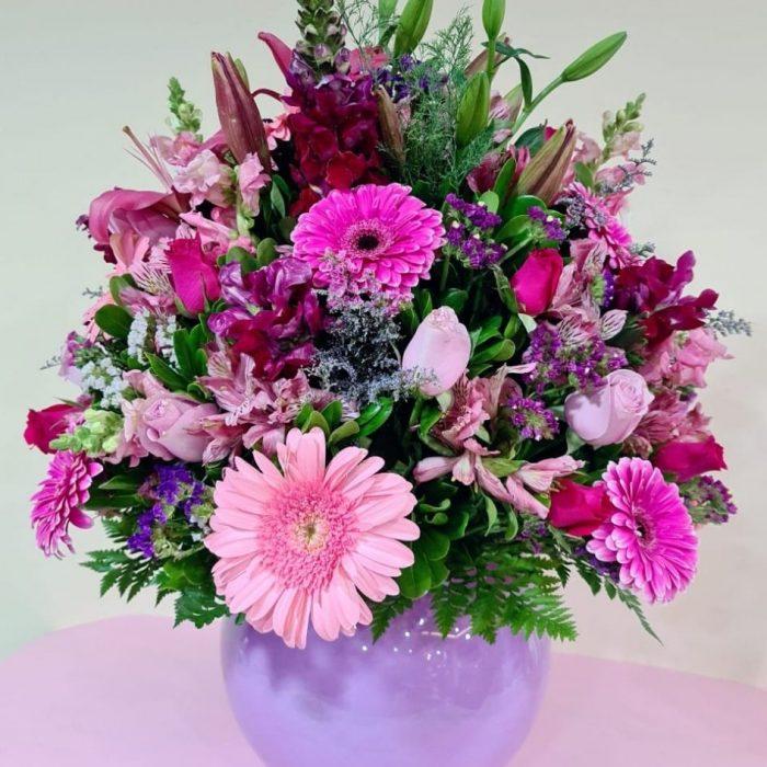arreglos florales para mama