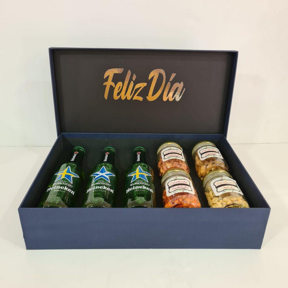 Caja de Cervezas: regalos para hombre